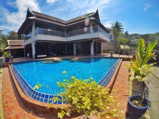 Villa Hill in Patong