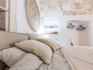 Casa Bixie Studio for 2 persons in the old town of Ostuni