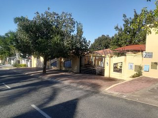* Melkweg is situated in Nelspruit , close to Kruger park and Mozambique.