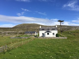 Seaside House, Luskentyre, Isle of Harris