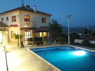Villa Panoramica - breathtaking views - 5 bedrooms