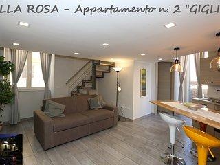 VILLA ROSA - Appartamento n. 2 'GIGLIO'