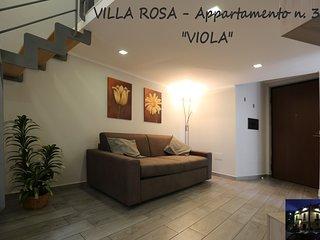 VILLA ROSA - Appartamento n. 3 'VIOLA'