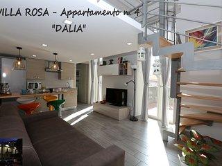 VILLA ROSA - Appartamento n. 4 'DALIA'