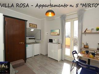 VILLA ROSA - Appartamento n. 5 'MIRTO'