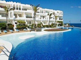 Fantastic Full Sea View Nautilus Costa Teguise Beachfront Lanzarote