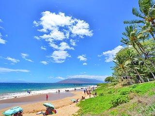 Great Ocean Views Overlooking Kamaole III Beach, Newly Remodeled & Gorgeous