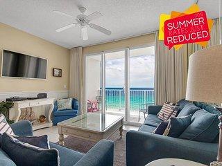 7/27-7/30 OPEN + FREE VIP Perks! *Resort w/ Pool~Hotub~Gym! BEACH View Condo!