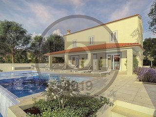 Beautiful home in Labin w/ Outdoor swimming pool, WiFi and 3 Bedrooms