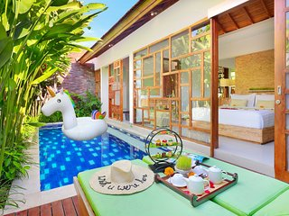 1 Bedroom Private Pool Villa with 1x FLOATING BREAKFAST