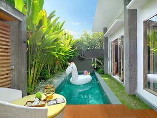 2 Bedroom Villa with Private Pool & Netflix