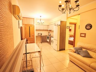 Modern Oak Apartment