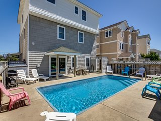 Killin' Time   560 ft from the beach   Dog Friendly, Private Pool, Hot Tub