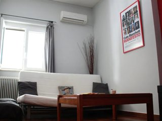 75 sq.m. apt. in the heart of Athens (renovated)