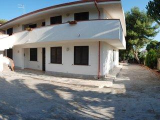 Appartamento Saturno in villa a 300 metri dal mare
