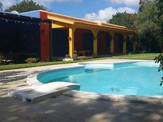 Villa de charme avec piscine, quartier Souissi