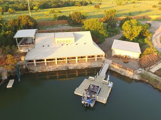 Marluc Bella Vita Ranch - a Possum Kingdom Lake and Jacksboro Area Retreat