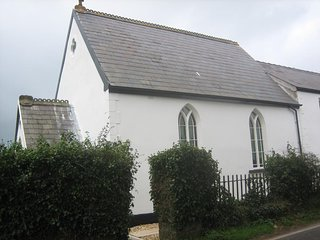 An 18th Century Grade 2 listed converted chapel