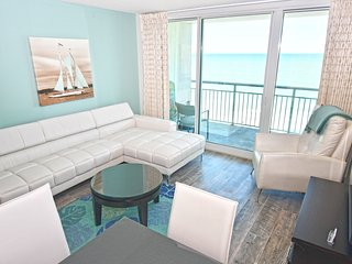 OceanFront w/ NewAppliances NewHardwoodTileFloor! 2nd Avenue Pier&Boardwalk!