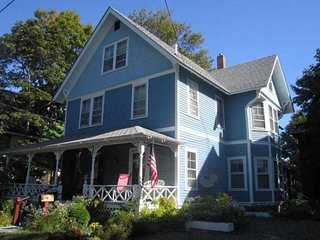 Blue Eden - beautiful large family residence in Bar Harbor