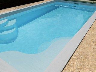 Perigord maison familiale avec piscine privée
