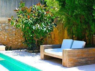 Hermosa Villa con piscina,tranquilidad y vistas en el centro de Soller