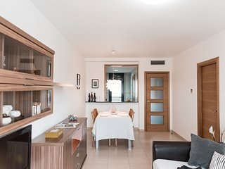 Spacious family apartment on the Costa Daurada shore