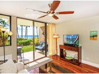 Beach Front Bliss Awaits You!-Kealia Resort #102