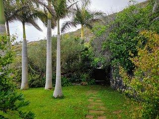 Tkasita Finca La Reverica, Piscina y Asadero, Familias. La Palma, Islas Canarias
