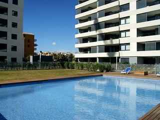 Apartamento con magníficas vistas al mar