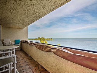 NEW! Hudson Resort Condo w/ Gulf Views & Beach!
