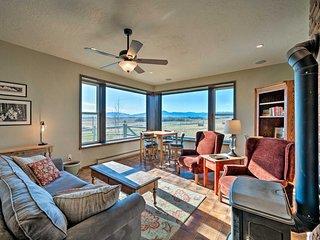 NEW! Bozeman Home on 11 Acres w/ Mountain Views!