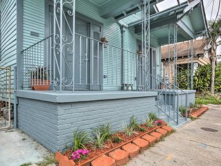 NEW! Cozy New Orleans Home, 3 Mi to French Quarter
