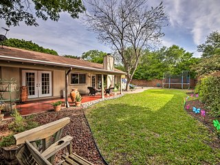 NEW! Spacious San Antonio House w/ Private Yard!