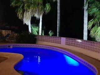Villa Felicia, villa con encanto para 6 en Cap Marti (Javea)