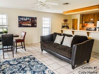 Cozy Home Condos! 3/3 Condo Close to Baylor
