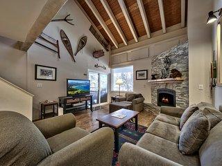 Private Bedroom 1 + Loft | Lakeland Village Resort