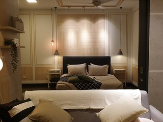 V suites residence KL City Sunway velocity mall