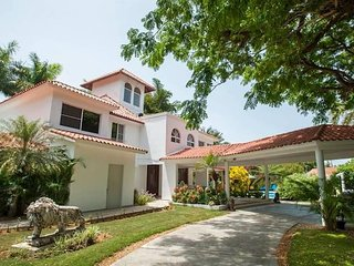 Sosua vacation villa  In town walled and private with pool