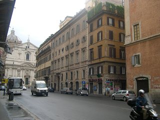 Suite Argentina, between Piazza Venezia, the Pantheon and Piazza Navona