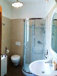 Bagno appartamento primo piano
