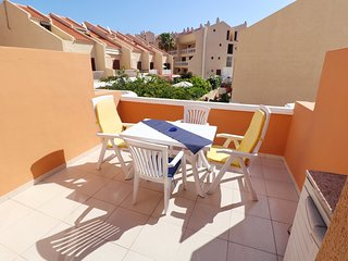 Tenerife Royal Gardens | Studio | Sleeps 4 | Top location! | First Line!