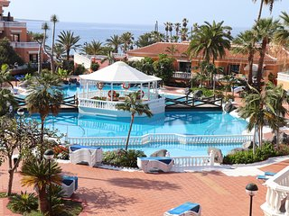 Tenerife Royal Garden | Studio C206 | Beach front | sleeps 2 | Top location