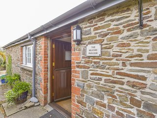 MILKING PARLOUR cottage on one level, countryside, on Hartland Peninsula, Ref