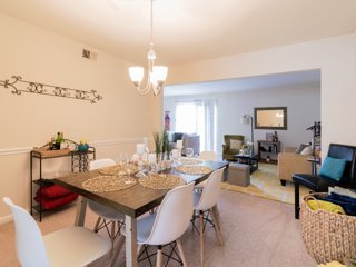 Southern Charm Townhouse 3Br and 2.5bath