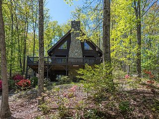 Cozy, pet friendly cabin on the lake | Eagle's Nest