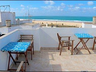 Apartamento cerca de la playa con WiFi