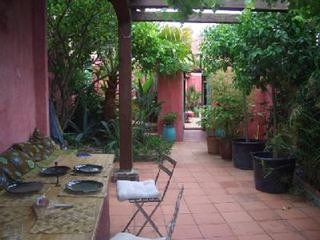Charming house with nice private yard  in Porquerolles island