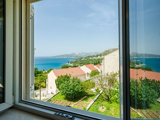 Villa Panorama - Plat  - Comfort One Bedroom Apartment with Balcony and sea View