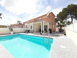 Villa 'Palmera' Ciudad Quesada